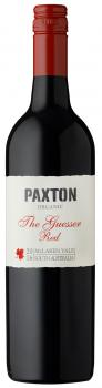 Paxton, The Guesser Red 2016 McLaren Val