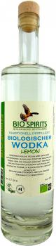 BioSpirits, Biologischer Wodka Lemon, 40